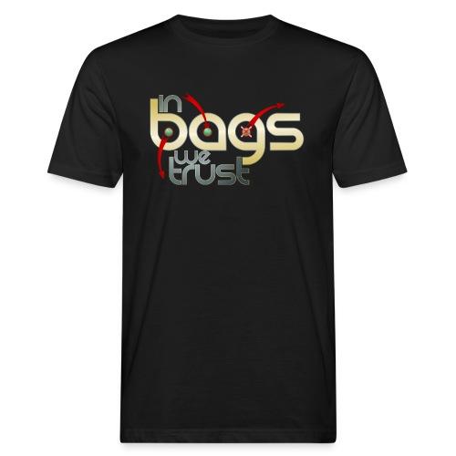 inbagwetrust02b - T-shirt bio Homme
