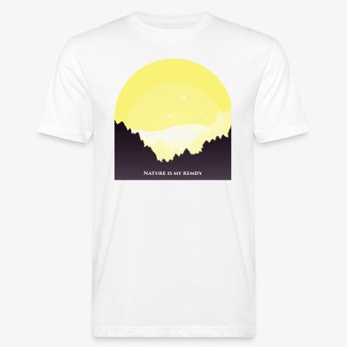natureismyremedy - Men's Organic T-Shirt