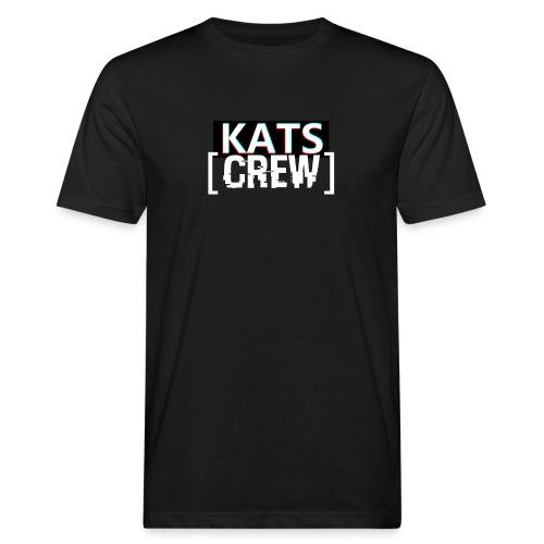 KATS CREW Logo - Ekologiczna koszulka męska