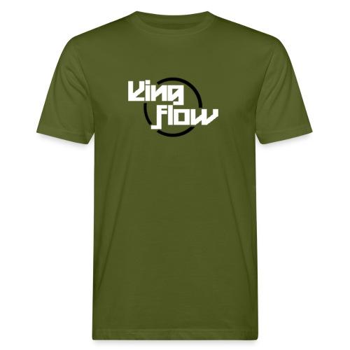 King Flow - Camiseta ecológica hombre