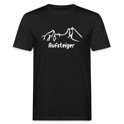 Bergsteiger Shirt - Männer Bio-T-Shirt
