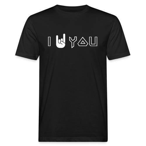i rock vous - T-shirt bio Homme