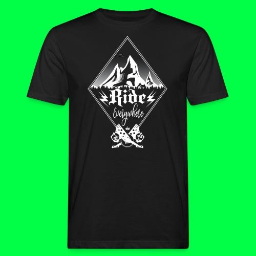 ride - T-shirt bio Homme