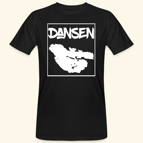 DansenKartaVit - Ekologisk T-shirt herr