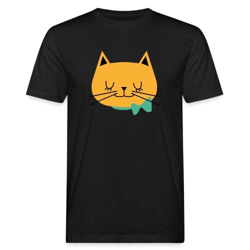 cat - T-shirt bio Homme