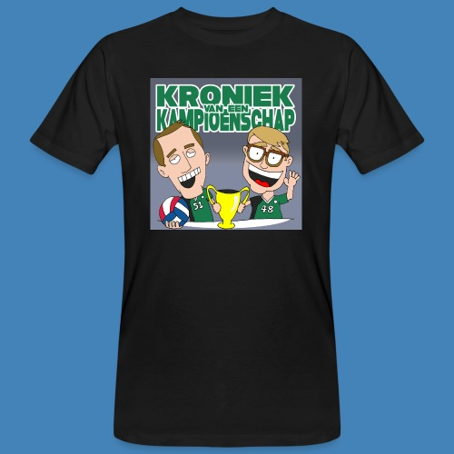 Kroniek van een Kampioenschap - Mannen Bio-T-shirt