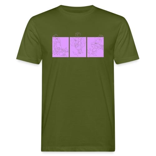 scary love v1 - Männer Bio-T-Shirt