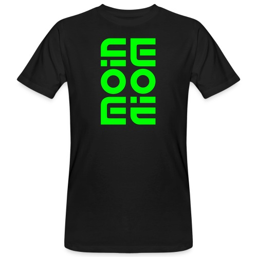 moin-niom - Männer Bio-T-Shirt