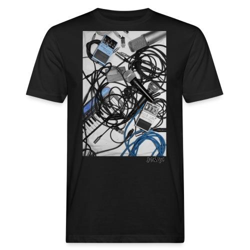 Jumio Print - Miesten luonnonmukainen t-paita