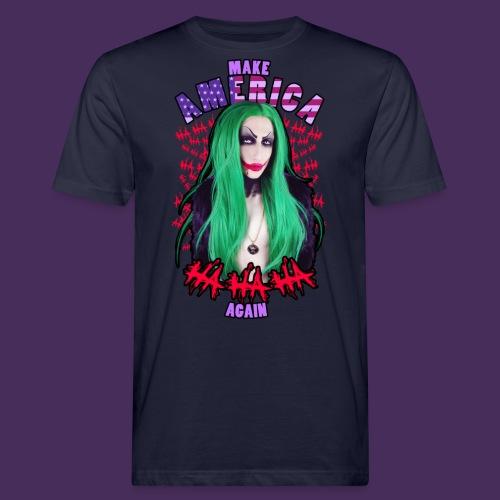 Make AMERICA HA HA HA Again - Men's Organic T-Shirt