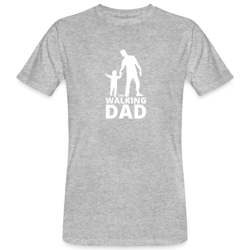 The walking dad - T-shirt bio Homme