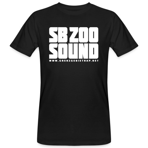 SB ZOO Blockbuster - Männer Bio-T-Shirt