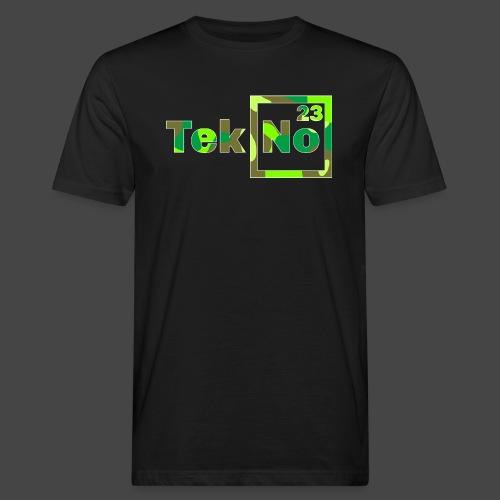 TEKNO 23 camouflage - T-shirt ecologica da uomo