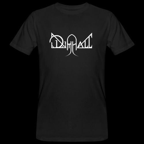 Dimhall White - Men's Organic T-Shirt