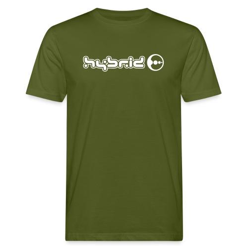 Hybrid - Ekologisk T-shirt herr