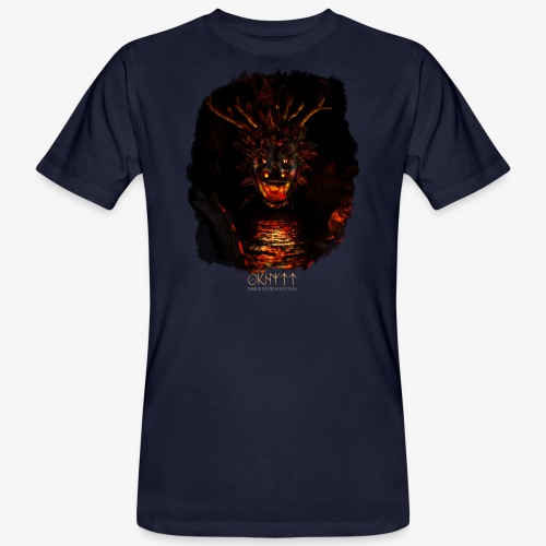 Jordens Band - Ekologisk T-shirt herr