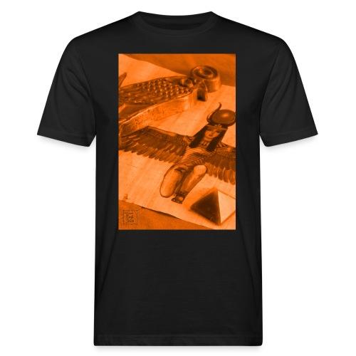 Iside e Horus - T-shirt ecologica da uomo