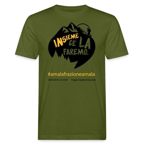 patch Insieme - T-shirt ecologica da uomo