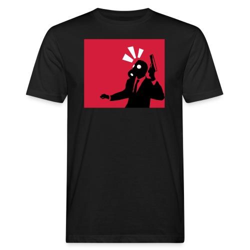 Gasmask - Men's Organic T-Shirt
