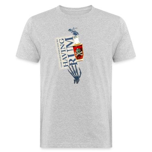 Rum needs - Men's Organic T-Shirt