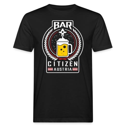 BarCitizenAustria Logo - Männer Bio-T-Shirt