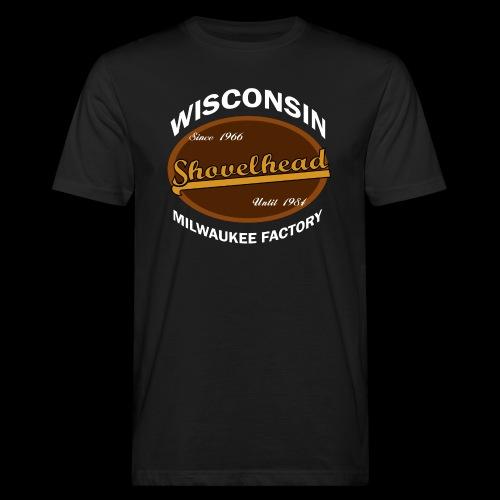 Milwaukee Shovelhead - Männer Bio-T-Shirt