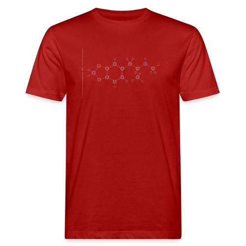Molecule Molly - Light - Mannen Bio-T-shirt