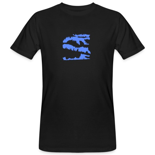 Blue_Sample.png - Männer Bio-T-Shirt