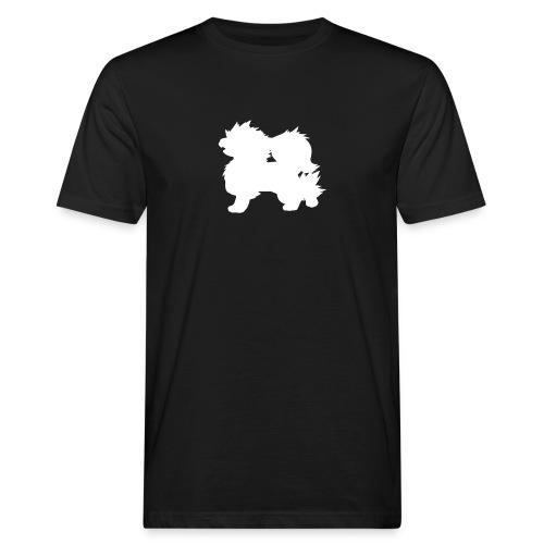 All white Arcanine Merch - T-shirt bio Homme