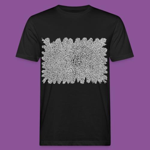 Augenbakterien 6 - Männer Bio-T-Shirt