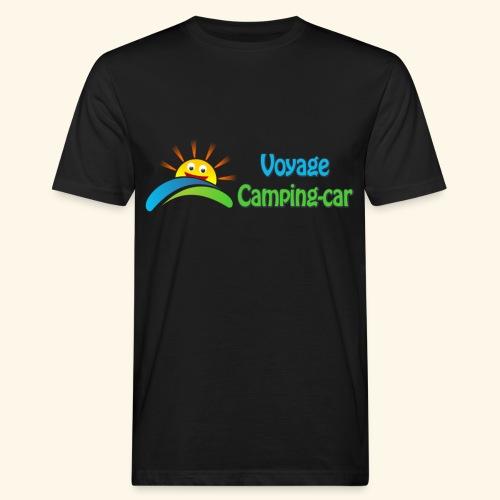 Voyage Camping-Car - T-shirt bio Homme