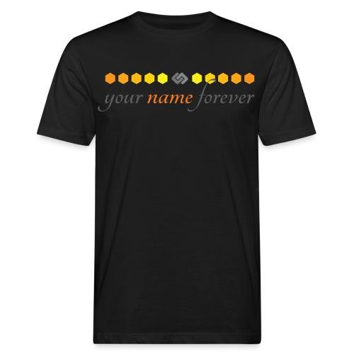 YourNameForever-Logo - Men's Organic T-Shirt