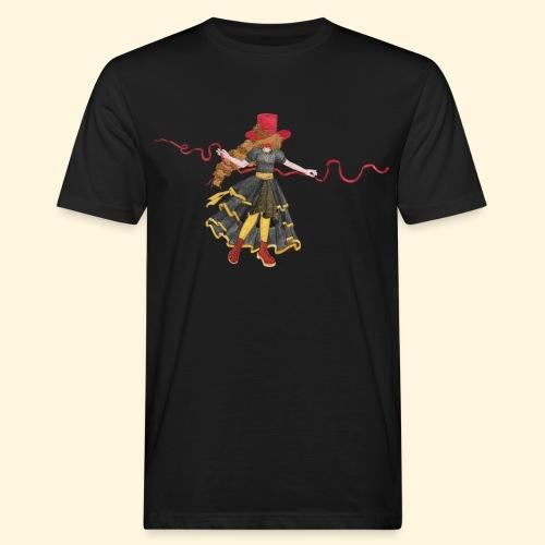 Ladybird - La célèbre uchronaute - T-shirt bio Homme