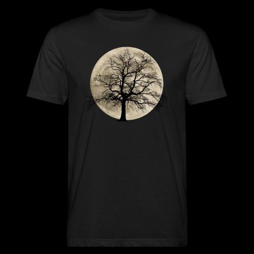 wintermoontree - Männer Bio-T-Shirt