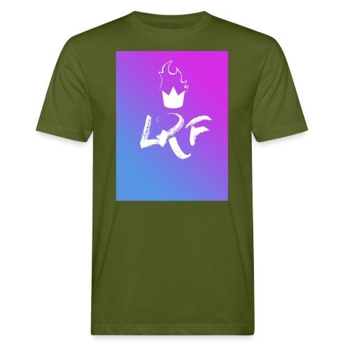 LRF rectangle - T-shirt bio Homme