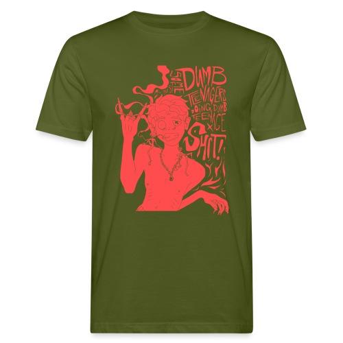 teenagers_1 - Männer Bio-T-Shirt