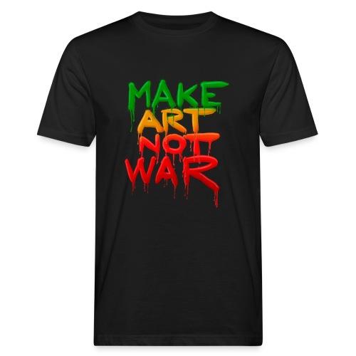 Make Art Not War - Organic mænd