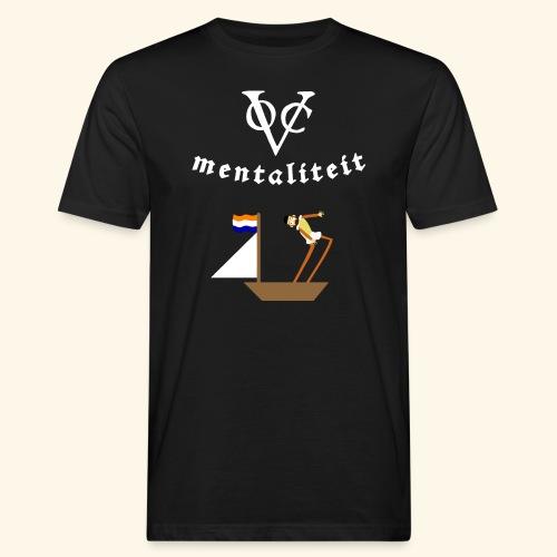 VOC-mentaliteit - Mannen Bio-T-shirt