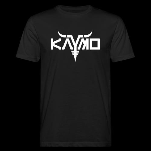 KayMo Logo - Økologisk T-skjorte for menn