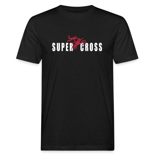 air Supercross - T-shirt bio Homme