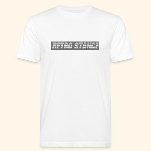Retro Stance - Men's Organic T-Shirt