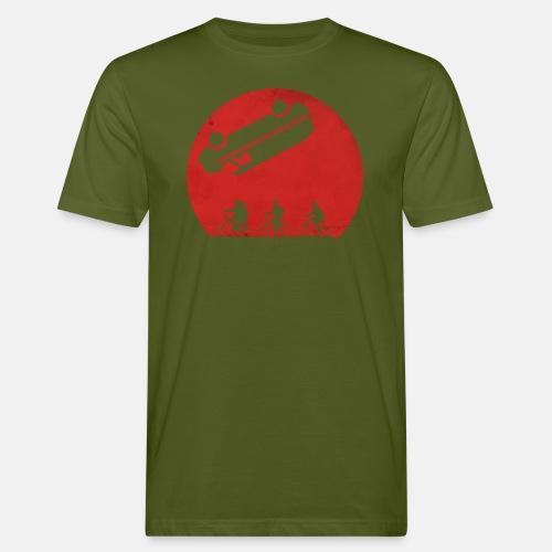 Stranger Things Eleven 80's Design - Men's Organic T-Shirt