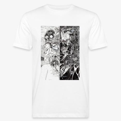 Universe In Us All Original Edition by Rivinoya - Miesten luonnonmukainen t-paita