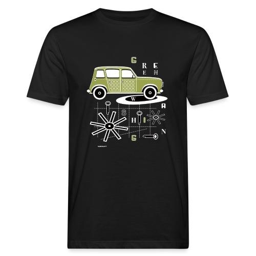 GREENWASHING - T-shirt ecologica da uomo
