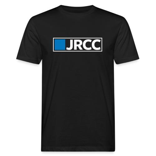 Bloc Logo - Inline [White] - Men's Organic T-Shirt