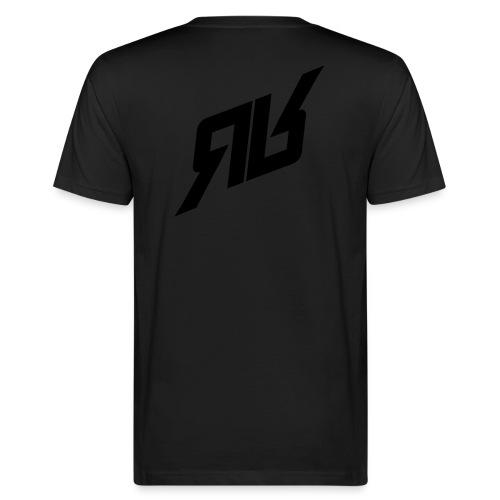 rrlogo - Männer Bio-T-Shirt