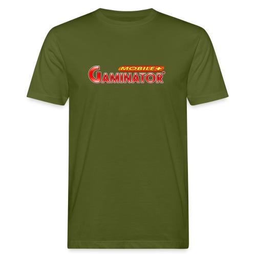 Gaminator logo - Men's Organic T-Shirt