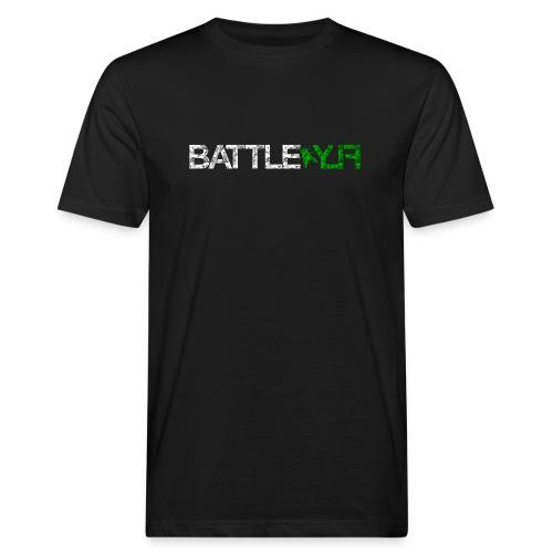 Logo_1_vorn - Männer Bio-T-Shirt