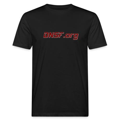 DNSF t-paita - Miesten luonnonmukainen t-paita