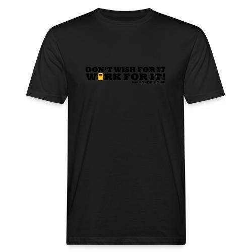 workforitsmal - Ekologisk T-shirt herr